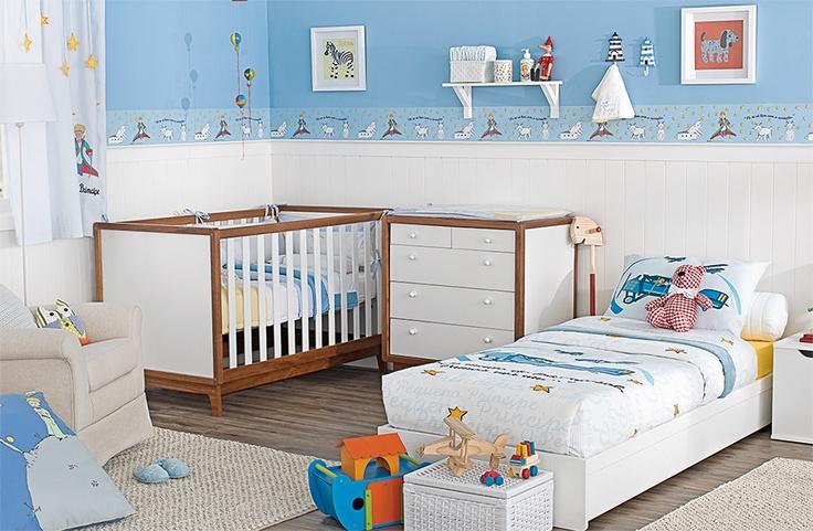 Volta às Aulas Pequeno Príncipe Decoração do quarto de  ~ Quarto Pequeno Principe Tok Stok