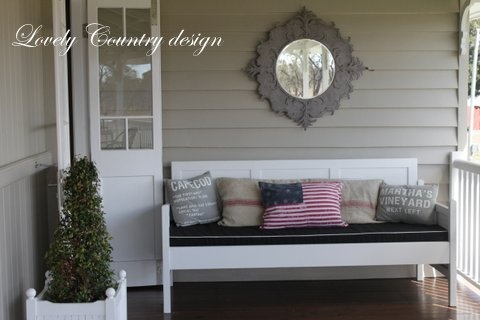Verandah Day bed