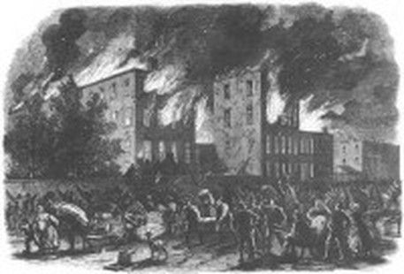 Cincinnati Riots of 1829    Click on website to learn the history.