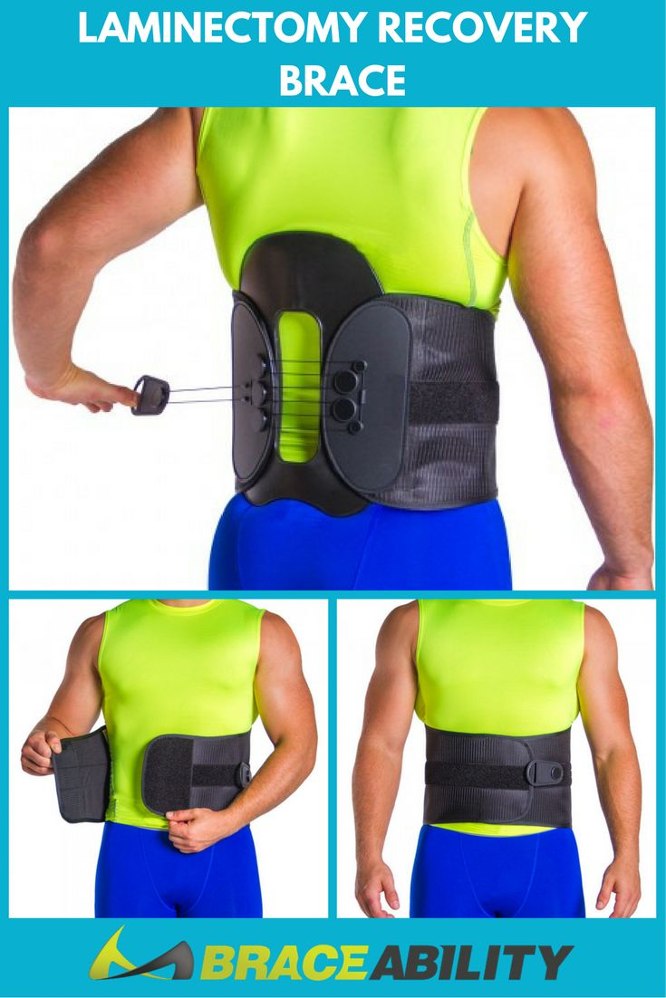 MAC Plus Lumbar Spine Decompression Belt & Laminectomy Recovery Brace - The compression and support provided by the pulley system of this lumbar back belt make it a sought-after solution for non-surgical spinal decompression. This brace for lumbar decompression and support can help with many sources of chronic low back pain, such as bulging or herniated discs, sciatica, spondylolisthesis or a compression fracture of the spine.