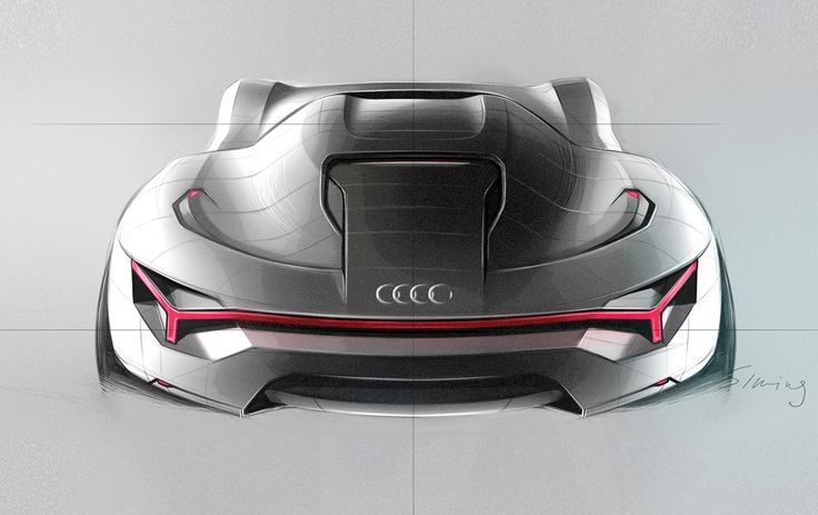 Pin by Areum Kim on rear lamp | Car design sketch, Car drawings, Sketches