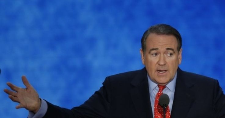 Governor Huckabee tries jerking liberals back to reality about AG asking US Attorneys to resign