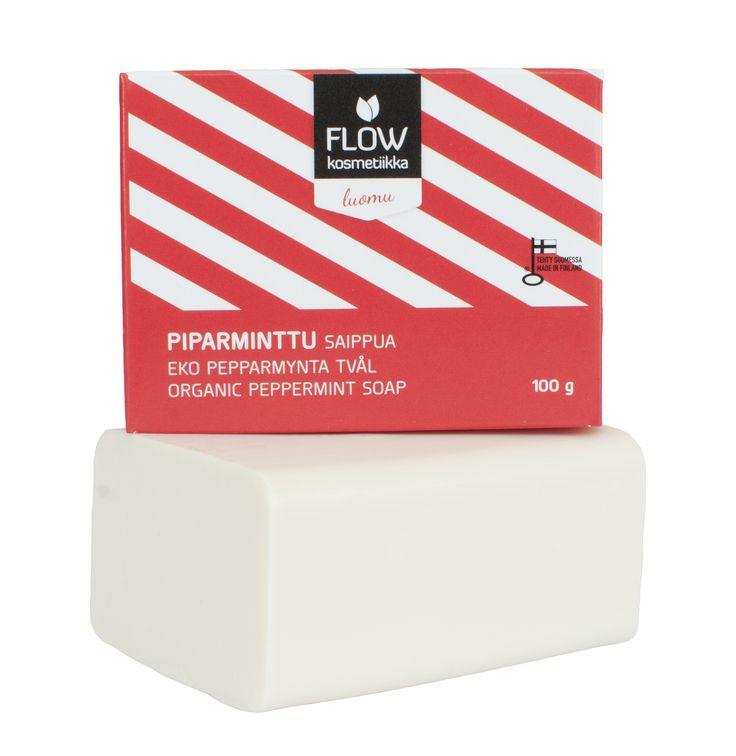 Peppermint soap http://www.flowkosmetiikka.fi/epages/vilkas02.sf/fi_FI/?ObjectPath=/Shops/20110413-11092-34237-1/Products/137