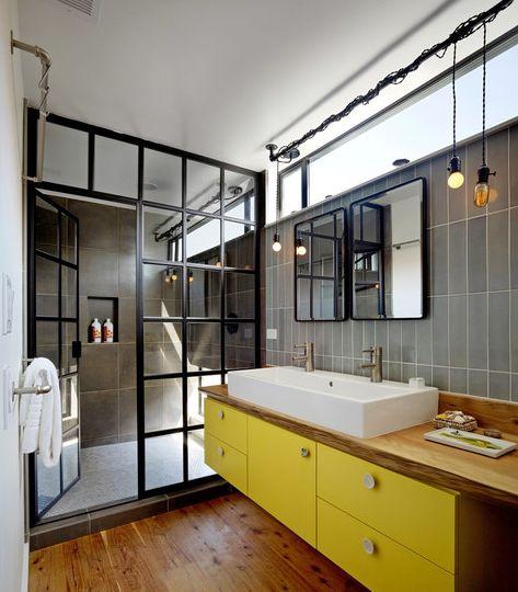 Shower door = Winning