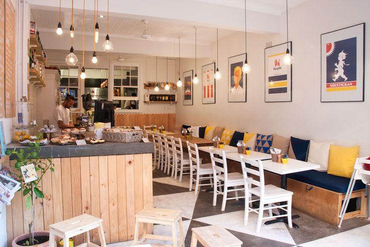 Fika Swedish Kitchen Scandinavian Cafe Cafe Interior Design