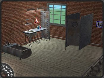 Around The Sims 2 | Objects | Bathroom | Indus