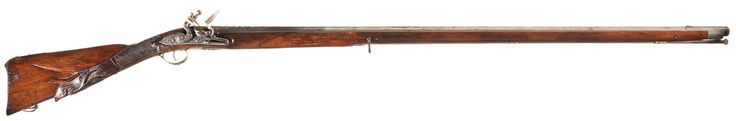 Lock, Stock, and History, An ornate flintlock musket made in Europe for the...