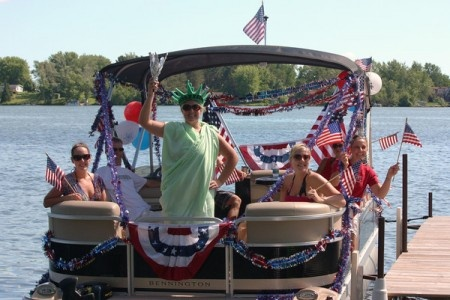 4th of july cruise on the hudson
