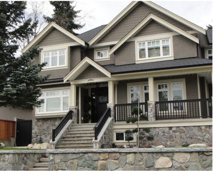 Second Option On House Benjamin Moore Nantucket Gray Hc
