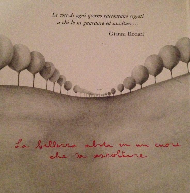 Le cose di ogni giorno raccontano segreti a chi le sa #guardare ed #ascoltare. [G.Rodari] www.socialmamma.it
