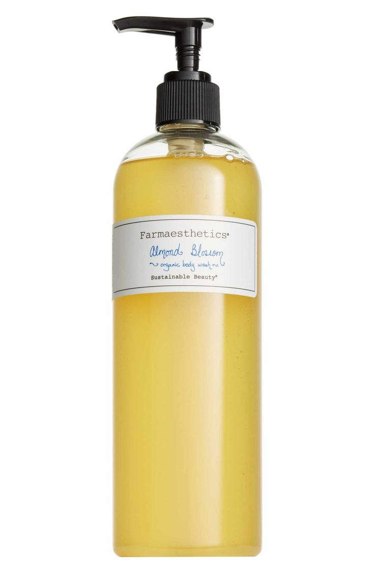 Main Image - Farmaesthetics Almond Blossom Organic Body Wash
