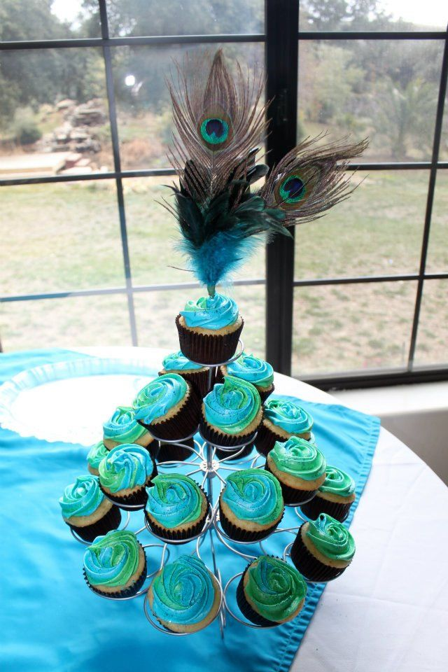 Peacock Themed Baby Shower Baby Shower Ideas Pinterest