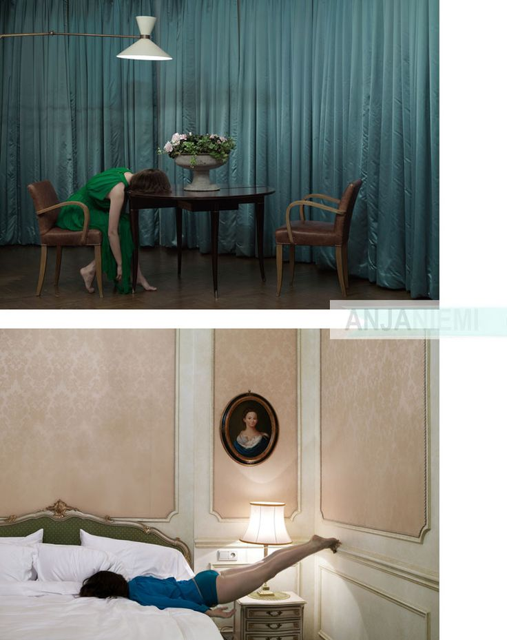 Anja Niemi, Art photographer