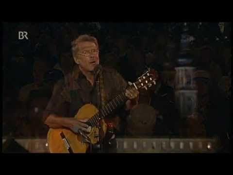 Reinhard Mey - Über den Wolken@Songs an einem Sommerabend (2006)
