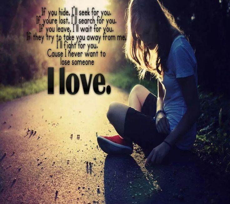 Because i love u =)