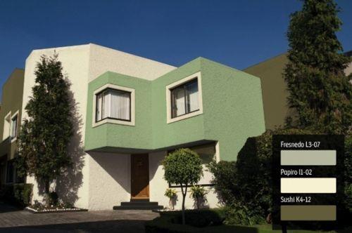 Colores para fachadas de casas elegantes. Una de las zonas de tu hogar que tienes que tener un especial cuidado al momento de la decoración, es sin duda la fachada de tu casa, ya que es lo primero