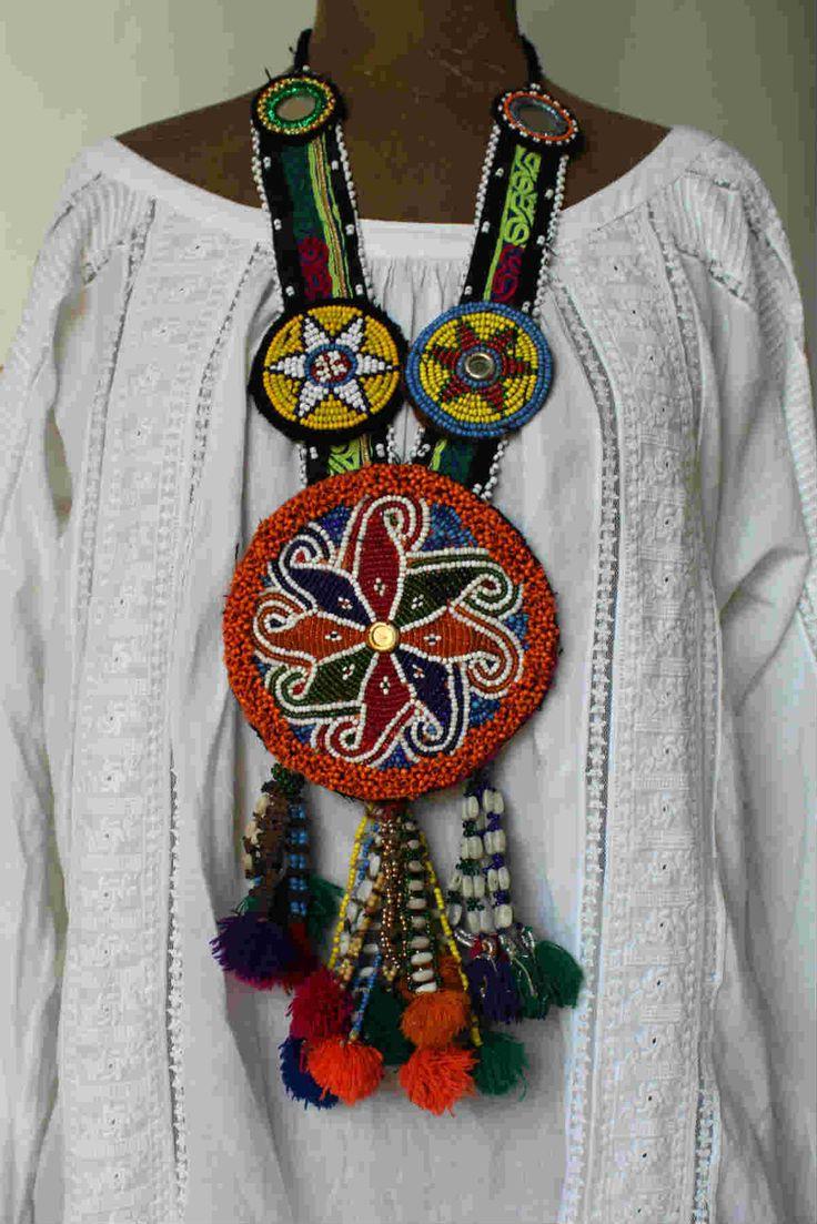 Collar Tribal con2takones. www.con2takones.com