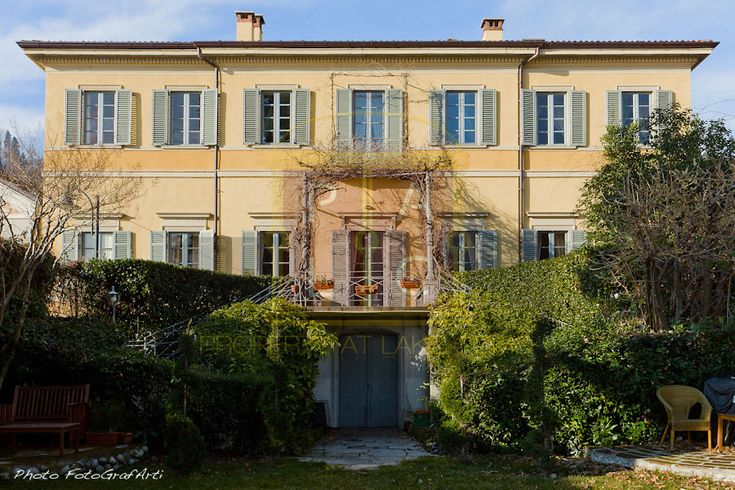 Villa Gallietta | Como #lakecomoville