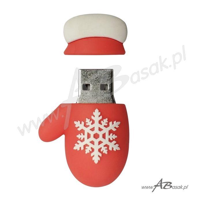 RĘKAWICA ŚWIĄTECZNA USB