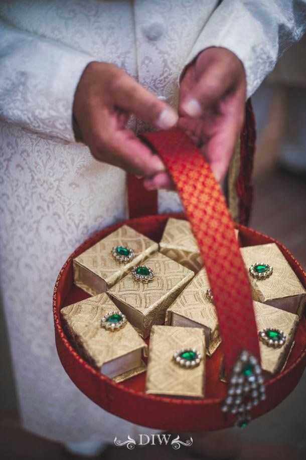 Indian Wedding Favors In Italy