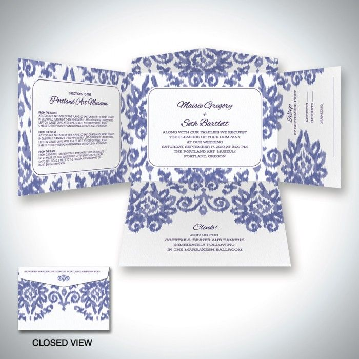 Wedding Invitation Mailer Weddinginvite