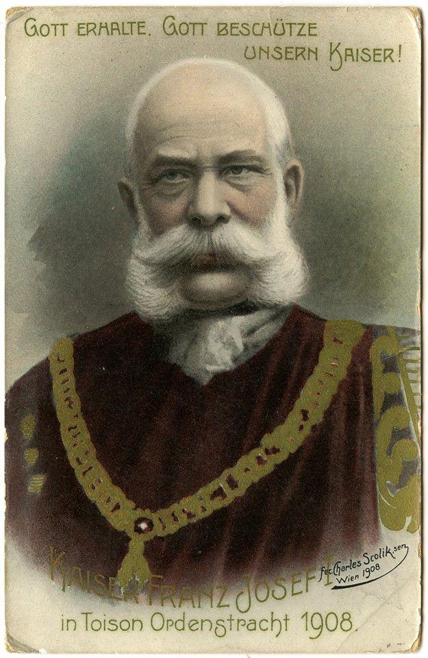 Ferenc József 1908