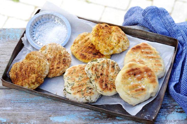 In 3 snelle varianten uit 3 verschillende keukens: Indiaas, Italiaans en Midden-Oosters - Recept - Allerhande