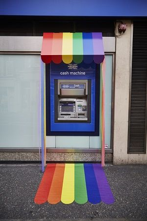 Lloyds+Banking+Group+releases+'GAYTMs'+in+support+of+Pride