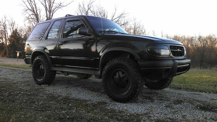 Lifted Ford Explorer Trucks Pinterest Ford Explorer