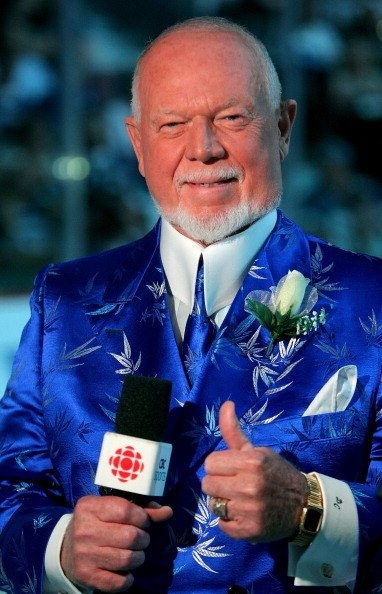 Coach Don Cherry