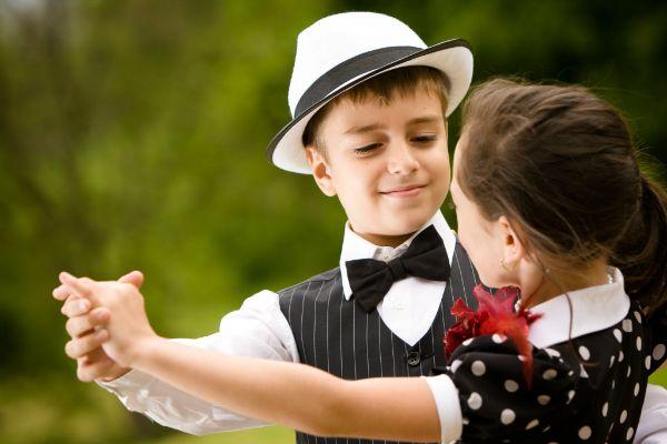 Бесплатные бальные танцы для детей