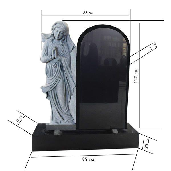 Granite grave headstone tombstone design-JinkuiStone  http://www.jinkuistone.com/Granite-grave-headstone-tombstone-design-1471.html