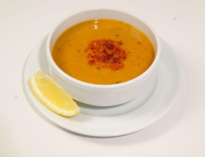Ezogelin çorbası Tarifi