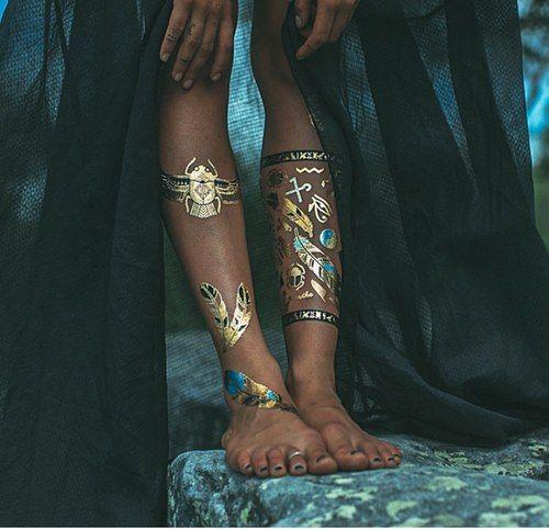 #flashtattoo #metallictattoo #flash #metallic #tattoo #gold #golden #goldentattoo #goldtattoo #флэштату #флэш #тату