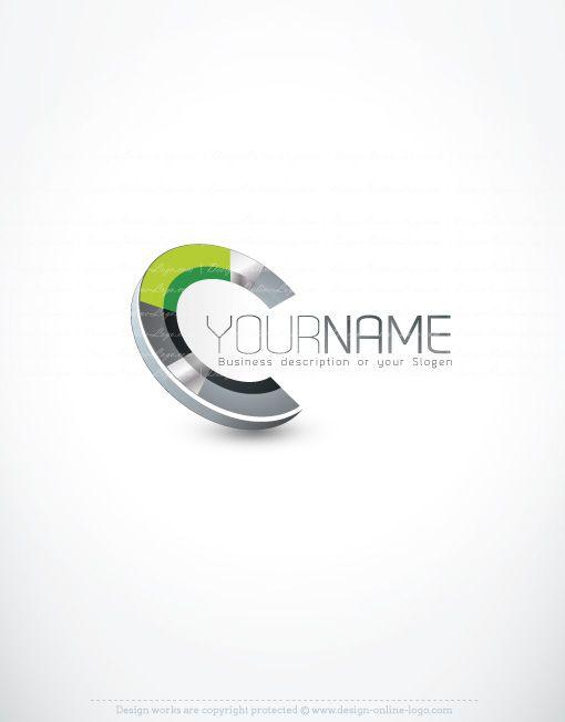 Premium Exclusive Design: 3D Logo Compatible FREE Business Card 3D LOGO