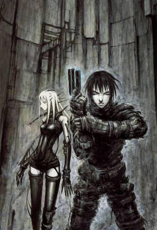 Blame! #manga #cibo #killy http://www.animevice.com/blame/10-871/all-images/84-72467/sample_e6144375546bfa49455a7c2b889e7b3f/83-329246/