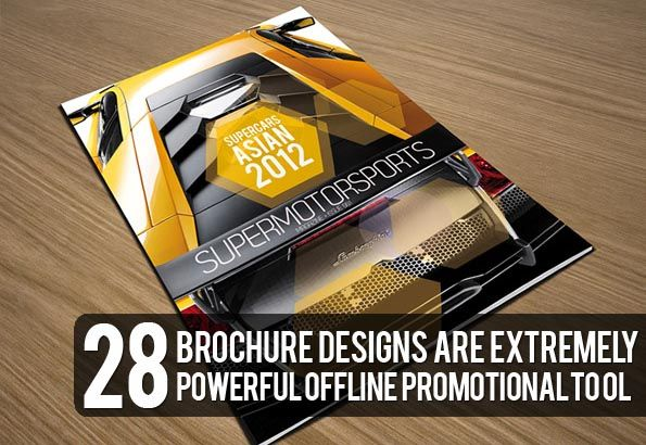 brochure design tools - brochure designs are extremely powerful offline
