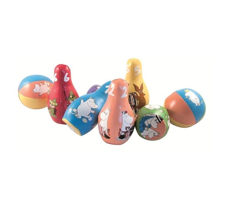 Moomin Bowling Set