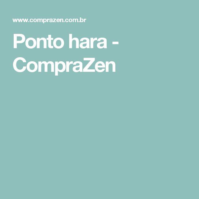 Ponto hara - CompraZen