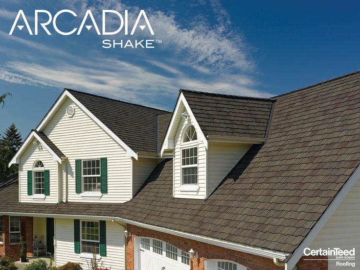 11 best arcadia shake luxury asphalt shingles images on pinterest