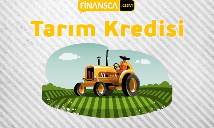 Tarım kredisi
