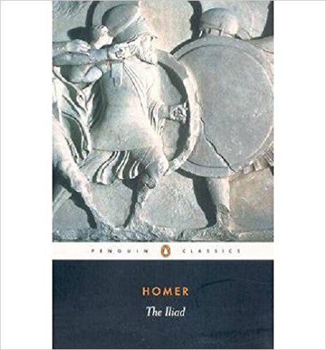 The Iliad: Homer, Peter Jones, D.C.H. Rieu, E.V. Rieu: Books