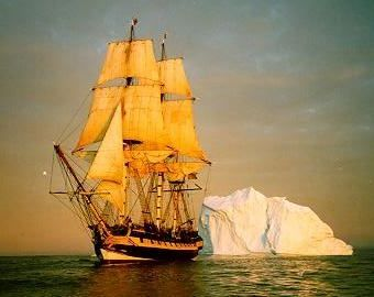 Around 1700, the English began building a class of warship which was only second in size to the Ship-of-the-Line (battleship). Frigates were three-masted with a raised forecastle and quarterdeck. They had anywhere from 24 to 38 guns on her deck. Faster than the ship-of-the-lines, frigates were used for escort purposes, and sometimes used to hunt pirates. Only a few pirates were ever in command of a frigate as most pirates exercised discretion and withdrew rather than do battle with a…