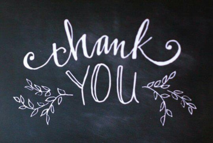 Thank You Chalk Art Work Pinterest Chalk Art And Art