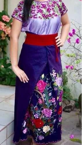 3928487b3 Blusas Y Vestidos Artesanales De Chiapas Y Oaxaca -   240.00 en Mercado  Libre