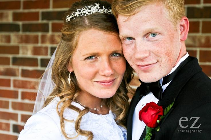 Priscilla Keller and David Waller Wedding - Priscilla is a beautiful bride!  Priscilla is the sister of Anna Duggar.