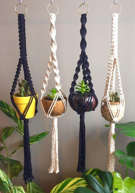 Best 25+ Macrame plant hangers ideas on Pinterest ...