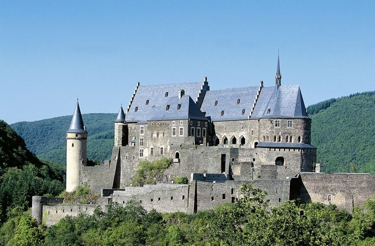 5 Historic Castles in Luxembourg Photos | Architectural Digest