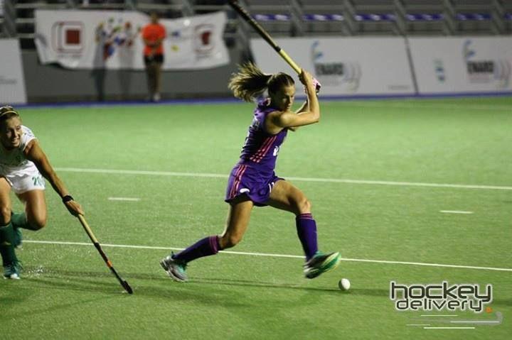 Carlita Rebecchi #11 forward