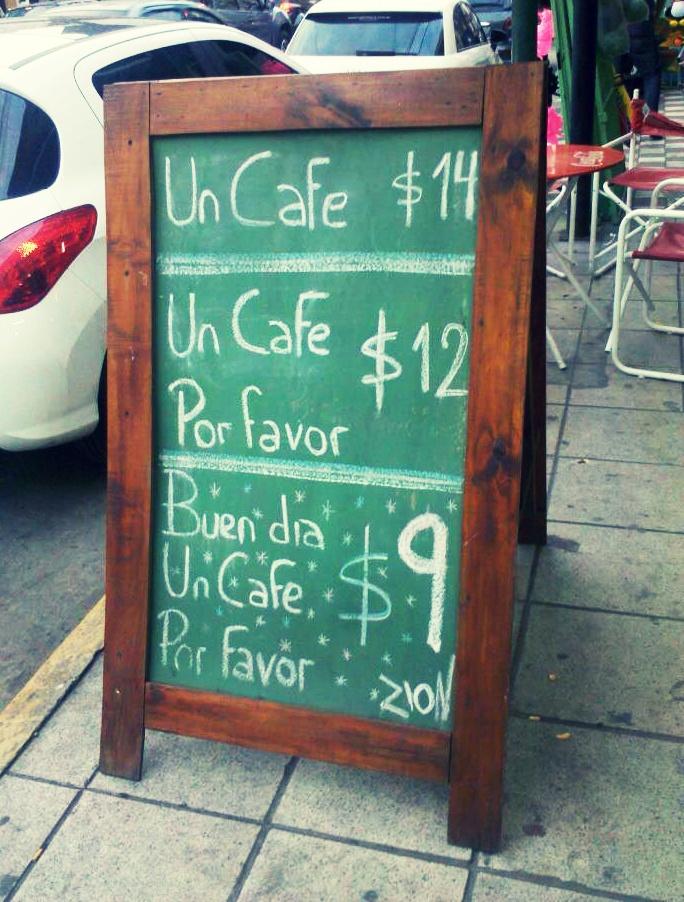 precios según educación.